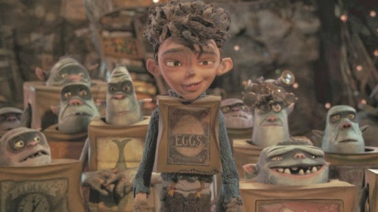 Eggs - The Boxtrolls