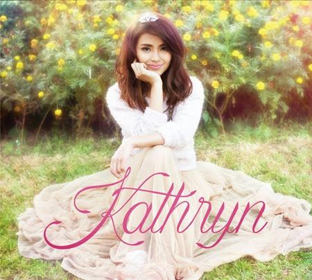 Kathryn album cover