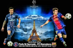 , Liga Champions Rabu 3 April 2013 « Cuplikan Video Highlights Hasil