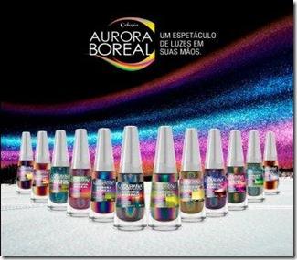 Foto aurora boreal Alta