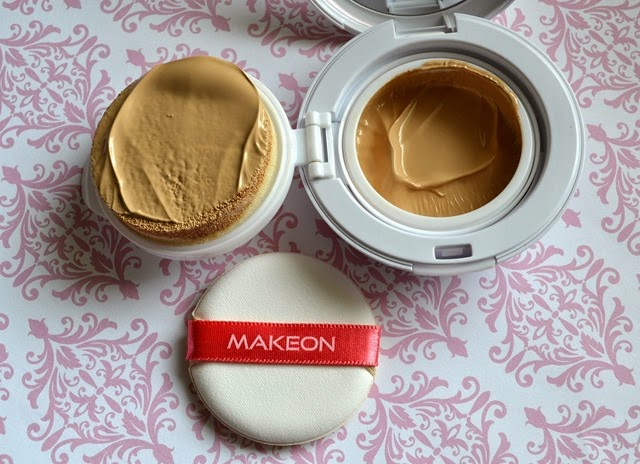 makeon cushion foundation