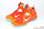 lebron9 allstar galaxy 41 web white Nike LeBron 9 All Star aka Galaxy Unreleased Sample