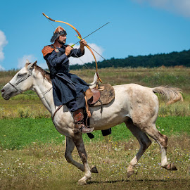 Hungarian Archery by Matthew Haines - Sports & Fitness Other Sports