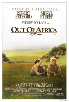 Poster Out of Africa