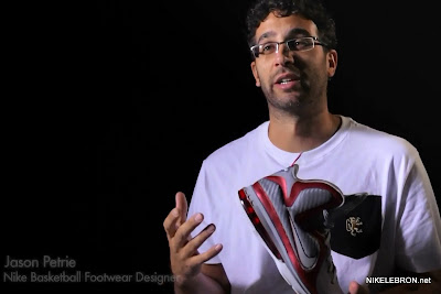 nike lebron 9 gr ohio state grey 1 01 LEBRON 9: Shoe Science Position Video. Ohio State 9s Unveiled.