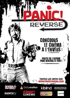 Panic Reverse Flyer