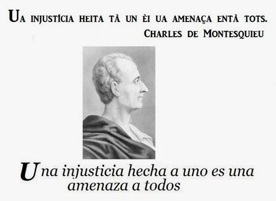frasa de filosofia Montesquieu