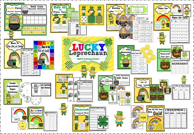 Lucky Leprechaun Sneak Peek
