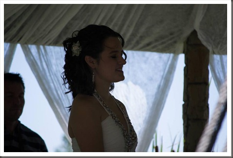 Mark Letley and Ashleigh Langhein - Wedding - Bride