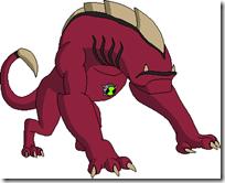 ben 10 Ultimate Wildmutt besta fera supremo imagem