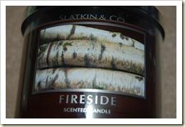 fireside small