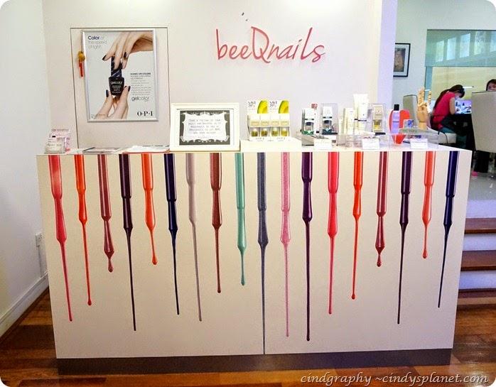 Beeq Nails Salon The Best Salon Atmosphere Best Gel Manicure