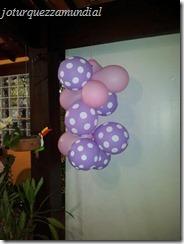 aniversário lele bolas