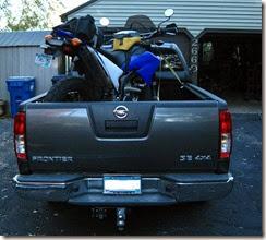 Nissan Frontier w-bike (2)