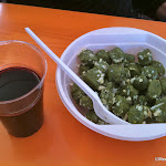 Gnocchi verdi con burro e formaggio di malga accompagnati da un buon bicchiere di schioppettino.jpg