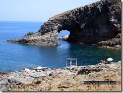 Punta dell'elefante Pantelleria