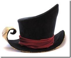 Wonka Top Hat gwenbeads35