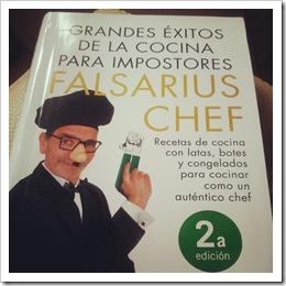 libro chef falsarius