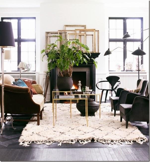 case e interni - uso colore arredamento - nero (3)