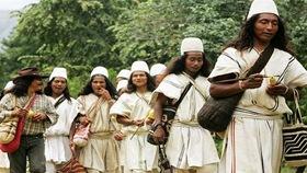 Varios Indigenas Arhuacos