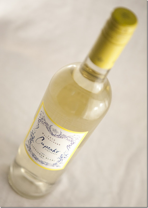 Cupcake Vineyards Sauvignon Blanc