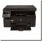 Buy HP LaserJet M1136 Pro Multifuction Monochrome Printer at Rs. 7,630 only