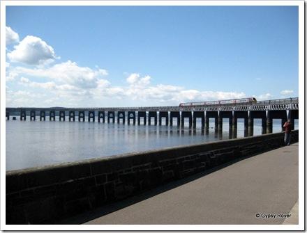 Dundee Tay Bridge.