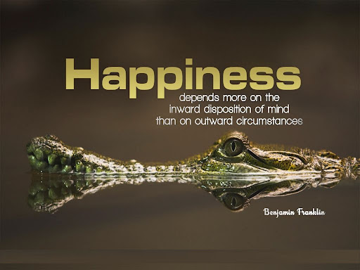Happiness Quote About Life