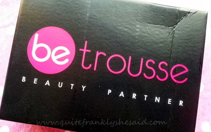 Betrousse beauty box