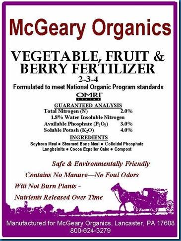 mcgeary org fert label