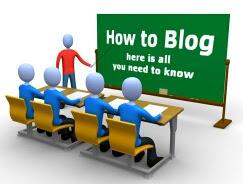 kemahiran blogger