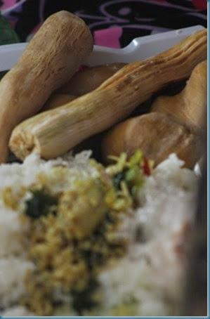 cassava & rice