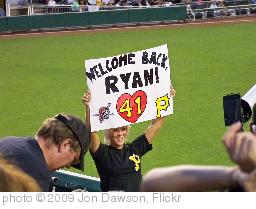 'Welcome Back, Ryan!' photo (c) 2009, Jon Dawson - license: http://creativecommons.org/licenses/by-nd/2.0/