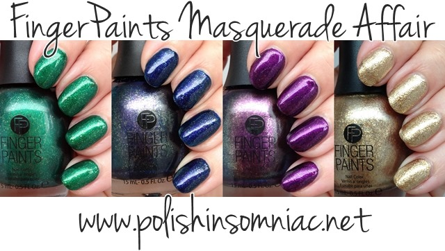 FingerPaints Masquerade Affair