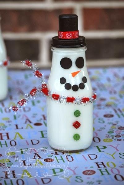 SVG snowman face
