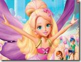 Quebra-cabeça barbie Moda e Magia