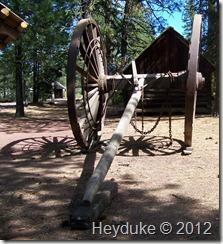 Logging Museum and Crater Lake 007