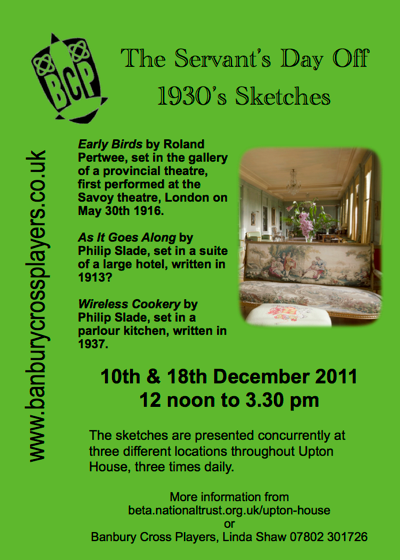 FLYER Upton House