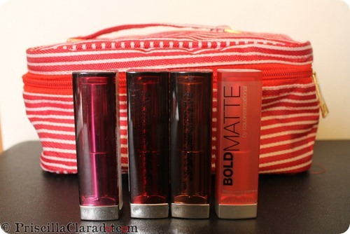 Priscilla review Maybelline Color Sensational  Lipstick Beauty Blogger 8
