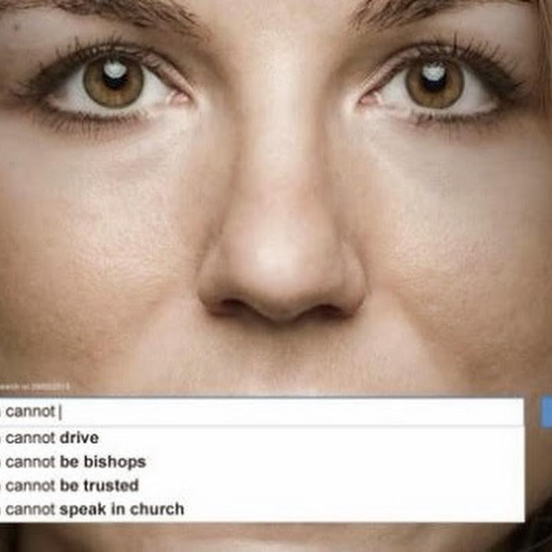 No más discriminación a la mujer