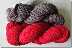 Madelinetosh Vintage - Tern - Scarlet