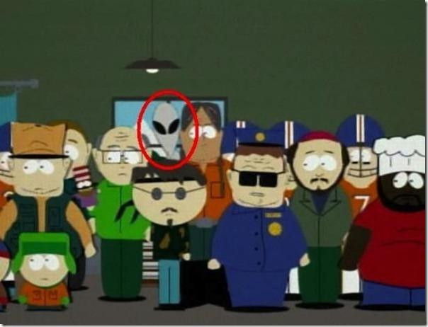 Alienigenas em South Park (24)