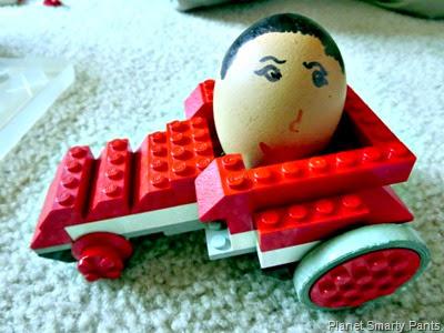 Egg Racer Papa