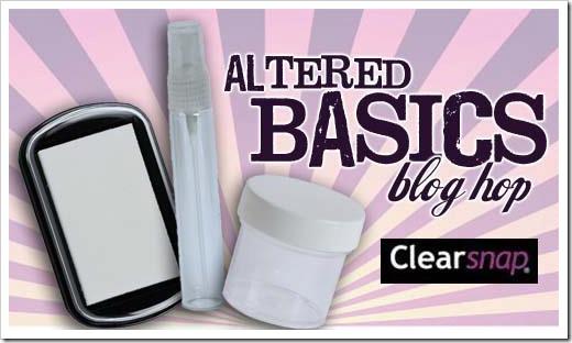 Altered Basics Blog Hop