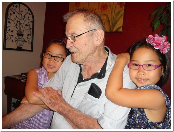 Granpa's 80th 051