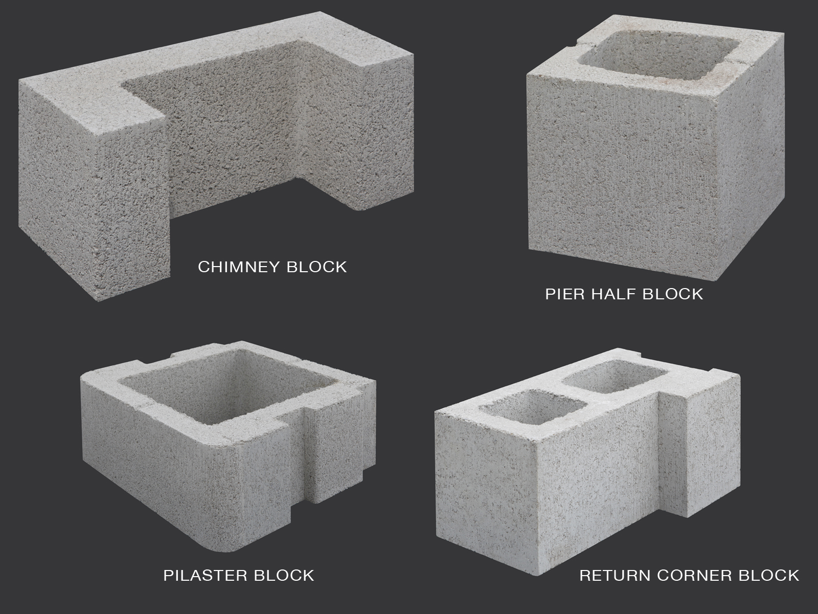 404 page not found for Styrofoam concrete blocks