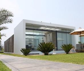 Moderna casa de playa bora bora arquitectos arquitexs for Casa moderna tipo loft