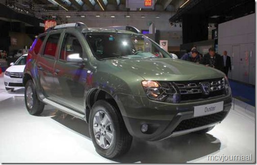 Facelift Dacia Duster 19
