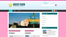 Gossip show blogger template 225x128