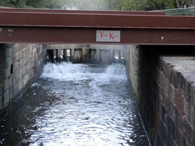 Pennyfield Lock
